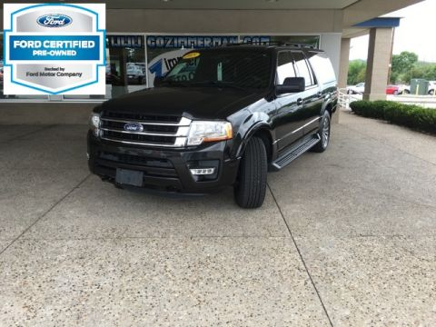 Certified Pre-Owned 2015 Ford Expedition EL  4WD