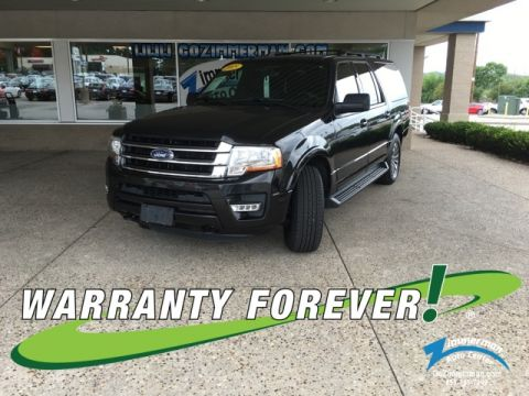 Pre-Owned 2015 Ford Expedition EL  4WD