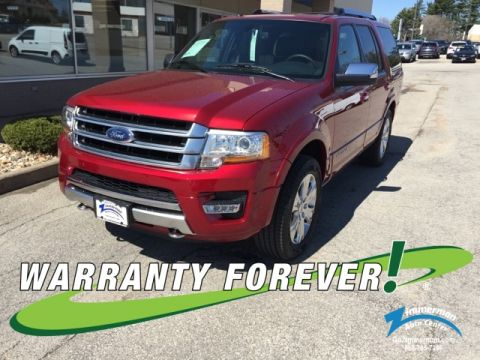 New 2016 Ford Expedition Platinum 4WD