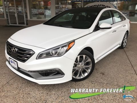 New 2017 Hyundai Sonata Limited 2.0T FWD 4D Sedan
