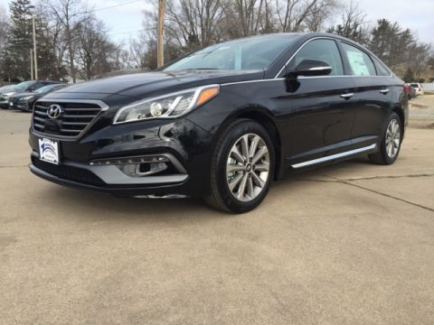 New 2016 Hyundai Sonata Limited FWD 4D Sedan