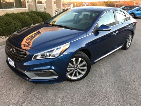 New 2017 Hyundai Sonata Limited FWD 4D Sedan
