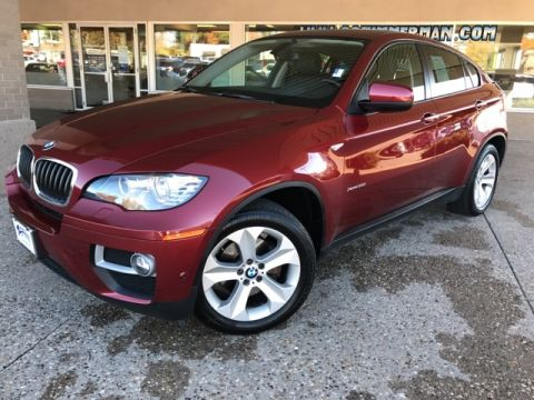 Pre-Owned 2014 BMW X6 xDrive35i AWD