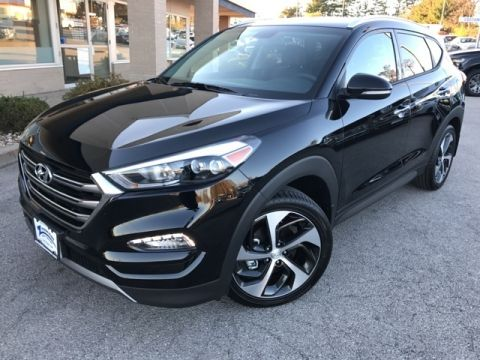 New 2016 Hyundai Tucson Limited AWD