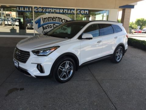 New 2017 Hyundai Santa Fe SE Ultimate AWD