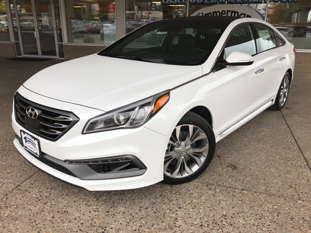 New 2017 Hyundai Sonata Limited 2.0T
